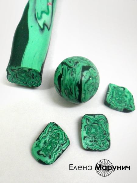 Ютюб мастер класс штучная работа полимерная глина сделай сам #3